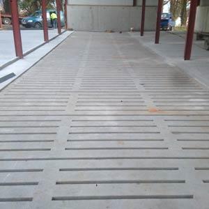concrete-slats